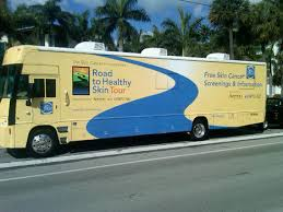 The Road to Healthy Skin RV Tour will be in San Diego the middle of August!